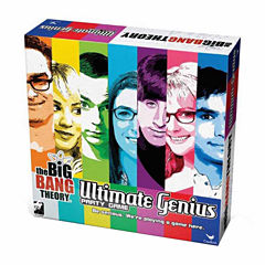 Cardinal The Big Bang Theory Ultimate