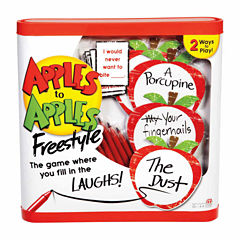 Mattel Apples to Apples Freestyle