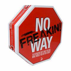 Pressman Toy No Freakin! Way