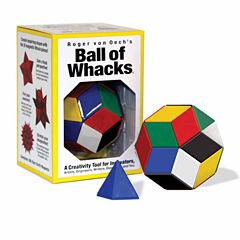 Creative Whack Company Ball of Whacks - Multicolor