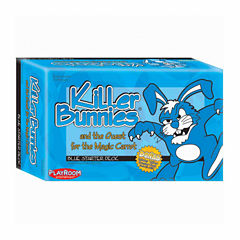 Playroom Entertainment Killer Bunnies and the Quest for the Magic Carrot Card Game: Starter Deck