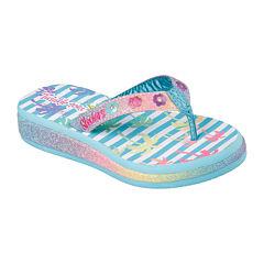 Skechers® Twinkle Toes Girls Sunshines Sandals - Little Kids