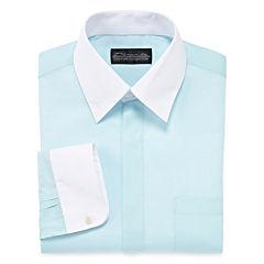 D'Amante Contrast Dress Shirt