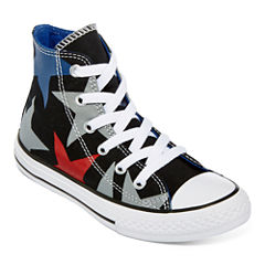 Converse Chuck Taylor All Star Hi Americana Boys Sneakers - Little Kids