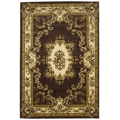 Aubusson Rectangular Rug