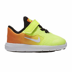 Nike Revolution 3 Boys Running Shoes - Toddler