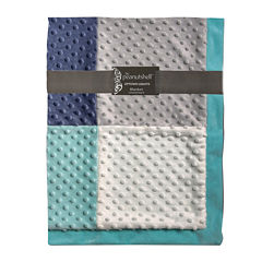 The Peanut Shell® Mosaic Blanket
