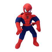 Marvel Spider-Man Plush Backpack - Boys