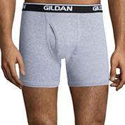 Gildan® 4-pk. Platinum Cotton Boxer Briefs
