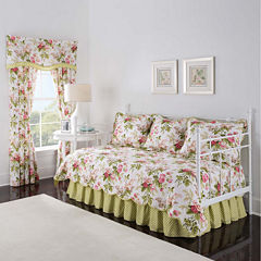 Waverly® Emma's Garden Reversible 5-pc. Daybed Cover Set & Accessories
