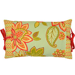 Waverly® Charismatic Honeysuckle Oblong Decorative Pillow