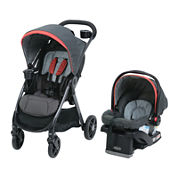 Graco FastAction™ Fold DLX Click Connect™ Travel System