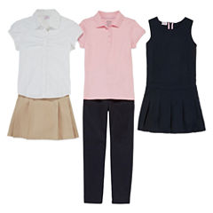 IZOD® Polo or Twill Skinny Pant or Woven Shirring Top or Jumper or Scooter