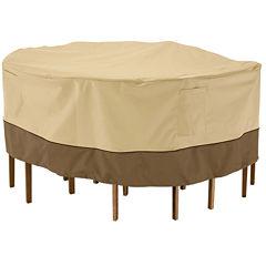 Classic Accessories® Veranda Medium Round Table and Chairs Cover