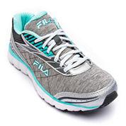Fila® Memory Cloak 2 Heather Womens Running Shoes