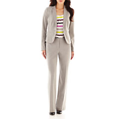 Worthington® 1-Button Jacket, Belted Blouse or Curvy Pants