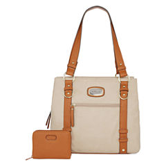 Rosetti® Edge Out Double Handle Bag