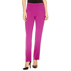 Chelsea Rose Slim Fit Suit Pants