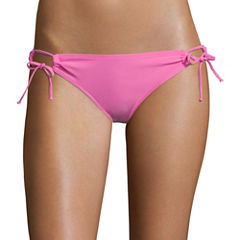 City Streets Solid Hipster Swimsuit Bottom-Juniors