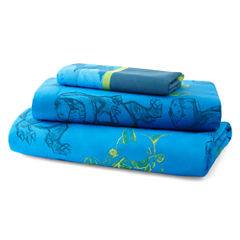 Disney Collection Pixar Good Dinosaur Twin Sheet Set