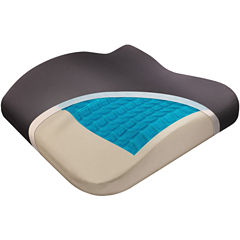 Wagan Tech 9112 RelaxFusion Lumbar Contour Cushion
