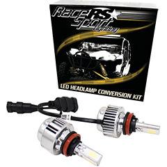 Race Sport Inc. 9007LED3S 3-Sided Driverless LED Headlight Kit (9007)