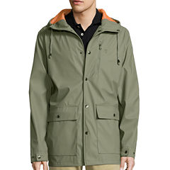 IZOD Waterproof Rain Slicker
