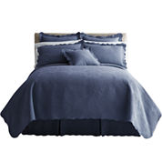 Royal Velvet® Abigail Coverlet & Accessories