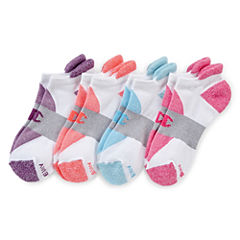 Champion® 4-pk. Double Dry® Tab No-Show Socks
