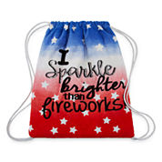 Kids with Character American Fireworks Towel Bag
