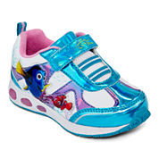 Disney® Finding Dory Girls Light-Up Sneakers - Toddler