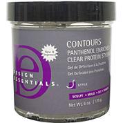 Design Essentials Hair Gel-6.0 Oz.