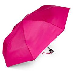 totes® Three-Section Manual Umbrella