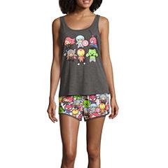 Shorts Pajama Set