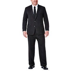 Haggar Classic Fit Woven Suit Jacket Big and Tall