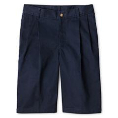 IZOD® Pleated Shorts - Boys 8-20, Slim and Husky