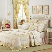 MaryJane's Home Prairie Bloom Bedspread & Accessories