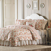 MaryJane's Home Sweet Roses Quilt & Accessories