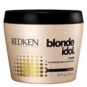 Redken Blonde Idol Masque Hair Mask-8.5 oz.