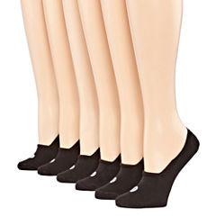 Xersion 6 Pair Liner Socks