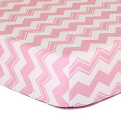 The Peanut Shell Peanut Shell Mix And Match Crib Sheet
