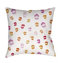 Decor 140 Labios Square Throw Pillow
