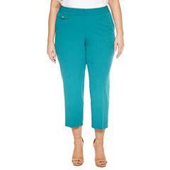 SALE Plus Size Capris & Crops for Women - JCPenney