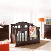 Savanna Grayson Baby Furniture Collection - Espresso