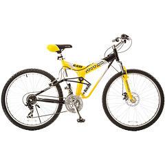 Titan ® Glacier-Pro Suspension Mountain Bike