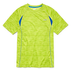 Avia Short Sleeve T-Shirt-Big Kid Boys