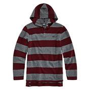 Vans® Long-Sleeve Stripe Hoodie - Boys 8-20