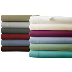 Amrapur Hotel Collection Microfiber Sheet Set