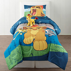 Disney Collection Lion Guard All-For-One Twin Comforter & Accessories