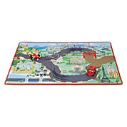 Disney Collection Cars Playmat Set